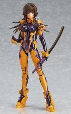 Figurine Figma Yui Takamura - Muv-Luv Total Eclipse - 16 cm - Max Factory