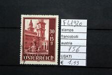 FRANCOBOLLI STAMPS AUSTRIA USATI N°756 (F41920)