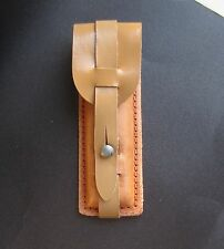 2 Stück DDR Magazintaschen auch als Messeretui an Gürtel und Holster Top!