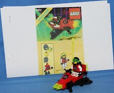 Lego: Legoland: Space System: M-Tron: 6811: Pulsar Charger Loose Toy