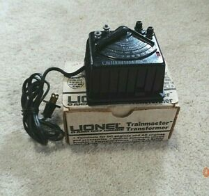 LIONEL 6-4060 Trainmaster Transformer O and O27 Gauge w/Box - WORKS GREAT EXC!!