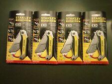 4 LOT STANLEY FMHT10289 FATMAX FOLDING EXO Change Retractable Utility Knife