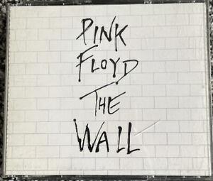 Pink Floyd The Wall 2 Disc CD Album - VGC - Free UK PP
