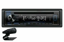 Kenwood KDC-BT22 In-Dash CD Receiver w/Bluetooth iPod/iPhone/Pandora/Spotify