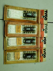 4 New HO Tyco Light Up Bumpers #954 Rare please look I have lots of Trains 🚆 🙏