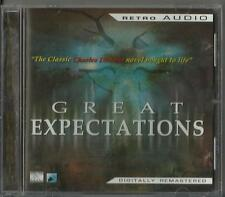 Great Expectations by Charles Dickens Audio CD Radio Theatre Production Retro