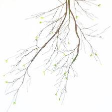 80cm árbol ramas Artificial Decoración Hogar Jardín de Ratán hotel Vid Pequeño Mediano