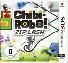 Chibi-Robo: Zip Lash (Nintendo 3DS, 2015, Keep Case)