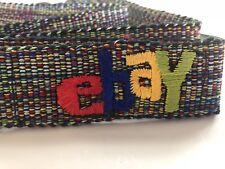 Meg Whitman eBay Employee Only Gift RARE Black Handmade Holiday Belt eBayana