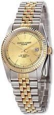 Ladies Charles Hubert IP-plated 2-tone Gold-tone Dial 26mm Watch