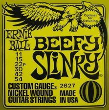 Ernie Ball Beefy Slinky11-54 2627 Electric Guitar Strings