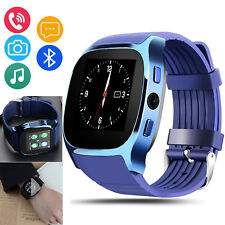 Bluetooth Smart Watch Phone For Android Samsung Galaxy S8 Plus S7 LG G5 G6 LS770