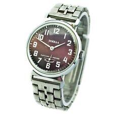 Soviet vintage watch POBEDA ZIM mechanical 2602