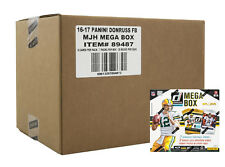 PLEASE READ: 2016 DONRUSS MEGA FOOTBALL 10BOX CASE BREAK~ BUFFALO BILLS
