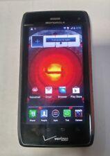Motorola Droid 4 (XT894) 16GB - Verizon - Black - GSM Unlocked - Read Below
