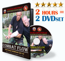 Russian Martial Arts DVD - Combat Flow - 2 hours of Systema Spetsnaz Training