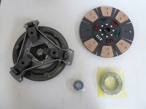 """11"""" LAYCOCK CLUTCH KIT; VARIOUS TRACTORS, SEE LISTING FOR DETAILS"""
