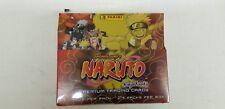 Naruto Ninja Ranks Collector Trading Card Pack Box