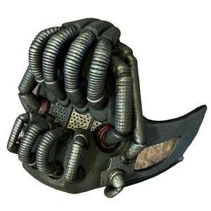 The Dark Knight Rises Bane Cosplay Latex Mask Halloween Costume Prop Mask