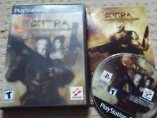 CONTRA : SHATTERED SOLDIER - Rare NTSC Sony PS2 Game