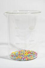 Vetro al borosilicato graduato becher da 3 litri 3000ML 3L (Laboratorio)