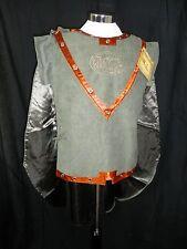 MagiQuest Cape/Tunic Set NWT Costume Castle Medieval Fantasy S/M  5 6 7 8 ~new~