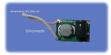 LED 10W alimentatore 12V il driver corrente costante LED DC9-24V a DC8-11V 850mA