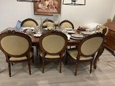 Henredon Dining 6 chairs (2 armchairs + 4 chairs)