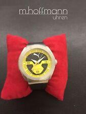 Puma Stylische Herren Uhr schwarz/gelb  Chronograph  PU103931003 NEU