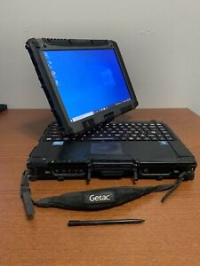 GETAC V200 G2 2-IN-1 TOUCH SCREEN  CORE i7-3520M 480GB SSD 16GB RUGGED TOUGHBOOK