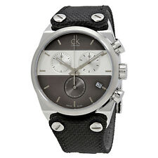 Calvin Klein Eager Chronograph Mens Watch K4B381B3