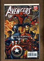 2008 Avengers / Invaders #1 David Finch Variant Marvel Comics Still Sealed