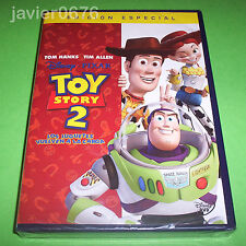 TOY STORY 2 DISNEY PIXAR DVD NUEVO Y PRECINTADO