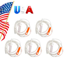 5X Dental Disposable Lab Surgery Implant Oral Irrigation Tube for NOUVAG