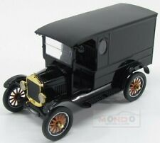 Ford Usa Model-T Van Paddy Wagon 1925 Black MotorMax 1:24 MTM79316BK Model