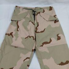 USAF Military Barrier Wear Waterproof Desert Camouflage Pants Trousers Med Reg