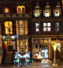 New LED Light Kit for Lego 10218 Pet Shop set usb powered bricklite