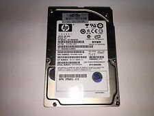 "Hp Seagate Dg146Abab4 146Gb Pn:431954-003 Internal 10000Rpm 2.5"" Hdd Sas Tested!"