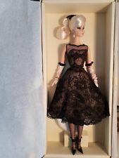 "BARBIE SILKSTONE "" Cocktail Dress "" - Gold Label - NRFB 2013"