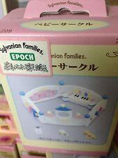 Sylvanian Families ~ Child Play Circle Toy Baby Set
