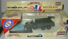 SOLIDO Military - DODGE 6x6 WC63 in LIVERY of HQ 3rd US ARMY HQ (PATTON) - MIB