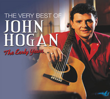 John Hogan – The Very Best Of: The Early Years (2019) | NEW & SEALED DVD+CD SET