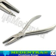 MEDENTRA ® Ortodontiche Tweed Loop formando pinze Omega filo elicoidale piegatura pinza