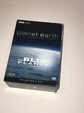 Planet Earth / The Blue Planet: Seas of Life Special Collector's Edition
