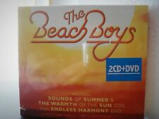 Beach Boys  - Sounds of Summer & Warmth of the Sun 2CDs Plus Endless Harmony DVD