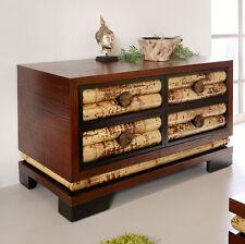 kommoden im orientalischen asiatischen stil aus bambus. Black Bedroom Furniture Sets. Home Design Ideas