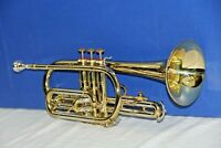 Reynolds Cornet, Medalist model with Original Case and Giardinelli Mouthpiece