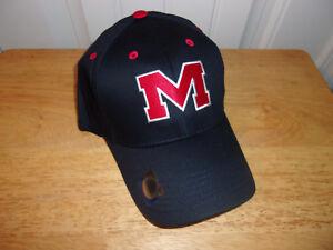 Ole Miss Rebels Hat Cap NWT