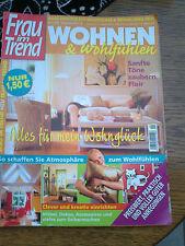 Frau Im Trend In Wohn Zeitschriften Günstig Kaufen Ebay