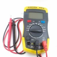 Capacimetro Digital Medidor Capacidad Condensador Capacitancia Tester LCD